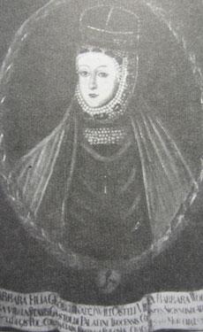 Барбара Радзивил